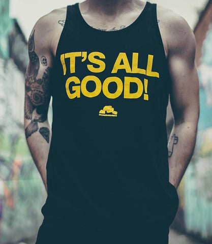 It's All Good vest (unisex)