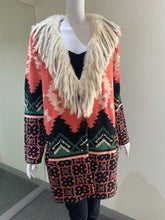 Load image into Gallery viewer, Aldomartins Cardigan with Tassle Trim