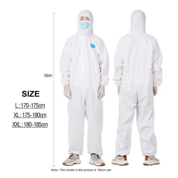 100 sets PPE Suits DHL shipping