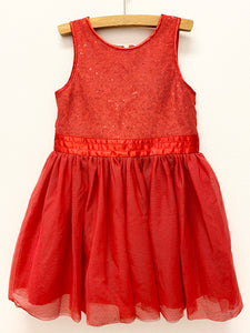 Cat & Jack Red Dress