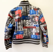 Load image into Gallery viewer, Tommy Hilfiger Print Bomber Jacket
