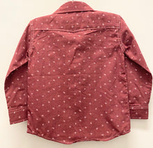 Load image into Gallery viewer, Burgundy Shirt