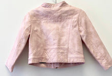 Load image into Gallery viewer, Oshkosh Pink Faux Leather Jacket