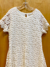 Load image into Gallery viewer, Zara Ivory lace Dress