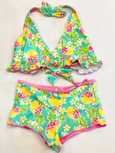 Load image into Gallery viewer, YMI Pineapple Swimwear