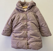 Load image into Gallery viewer, Obaibi Lavender Puff Coat
