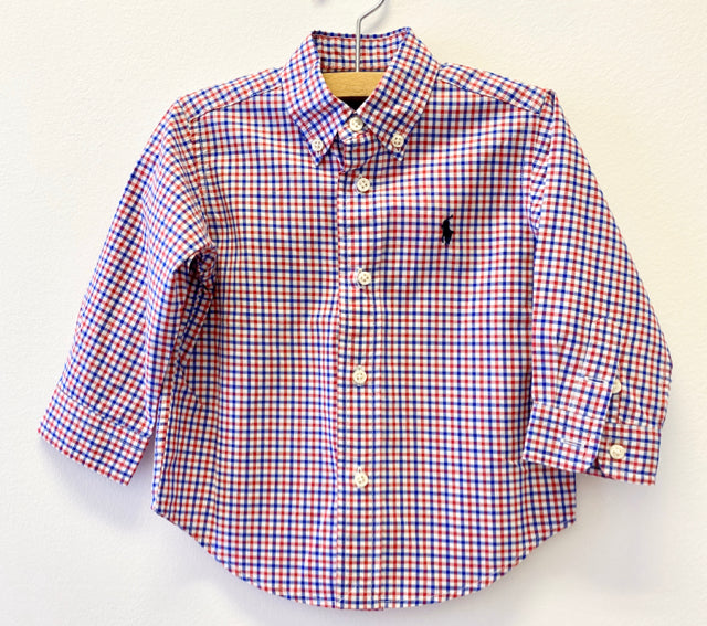 Ralph Lauren Checkered Shirt