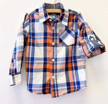 Load image into Gallery viewer, Baby Gap Plaid Shirt