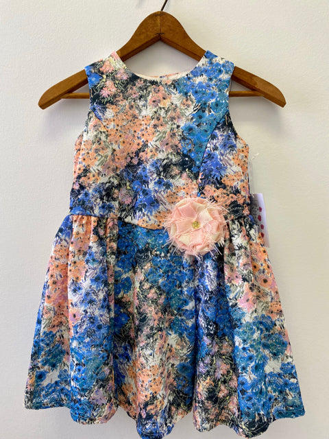 Pippa & Julie Floral Dress