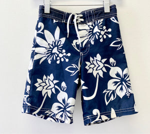 Old Navy Floral Swim Trunks
