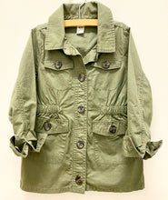 Load image into Gallery viewer, Carter's Olive Jacket