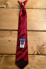 Load image into Gallery viewer, Cherokee Red Clip-on Tie -  Large (12/14)