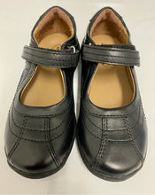 Load image into Gallery viewer, Stride Rite Black School Shoes