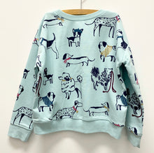 Load image into Gallery viewer, Gymboree Dog Print Sweatshirt