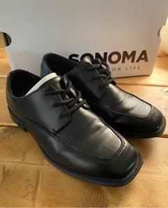 Sonoma Black Dress Shoes