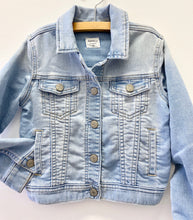 Load image into Gallery viewer, Gap Kids Light Blue Denim Jacket