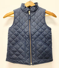Load image into Gallery viewer, CrewCuts Navy Vest