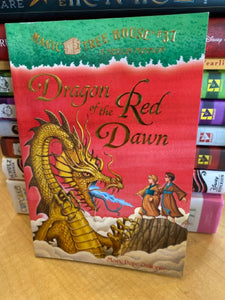 Magic Tree House - Dragon of the Red Dawn