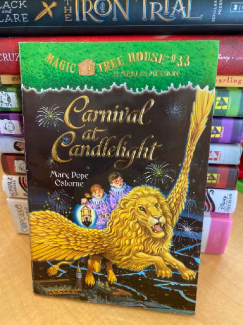 Magic Tree House - Carnival at Candlelight