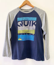 Load image into Gallery viewer, Quicksilver L/S Print T-shirt