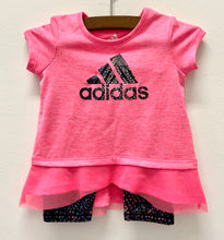 Load image into Gallery viewer, Adidas 2 Piece Athletic Outfit