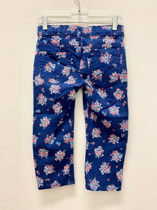 Children's Place Floral Capri Pants