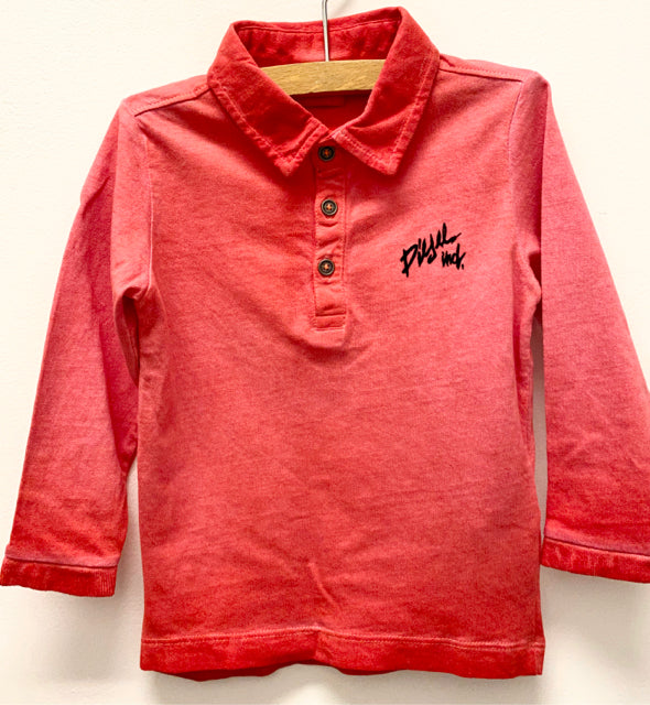 DIESEL Red Shirt