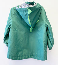 Load image into Gallery viewer, Carter's Dinosaur Rain Jacket