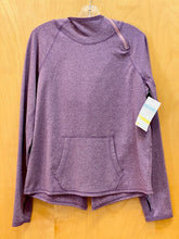 Load image into Gallery viewer, Zelle Purple Athletic Sweater