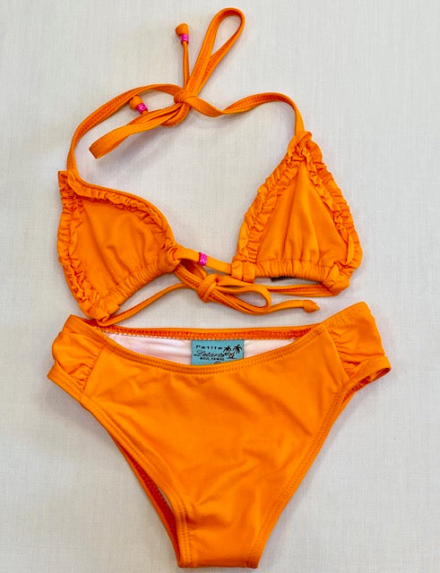 Letarte Orange Swimwear