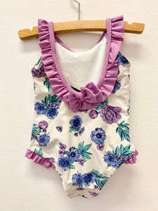 Juicy Couture Floral Bathing Suit