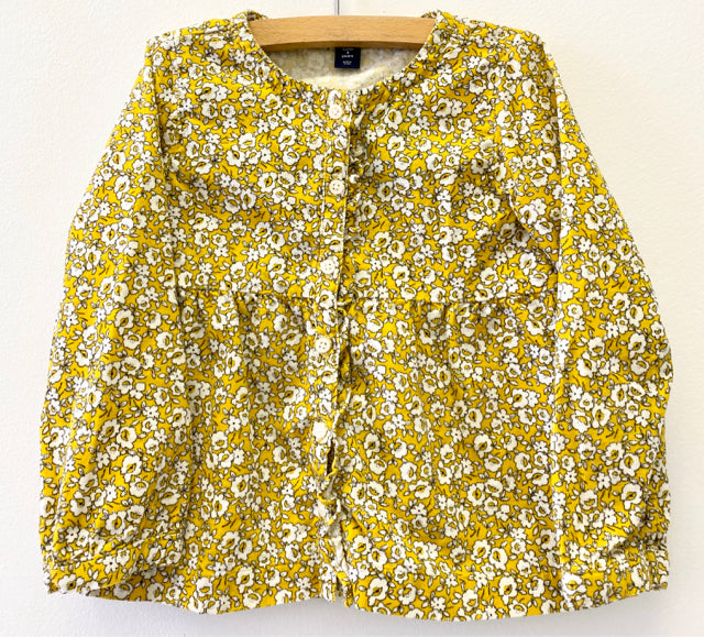 Baby Gap Yellow Shirt