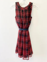 Load image into Gallery viewer, Ralph Lauren Plaid Dress