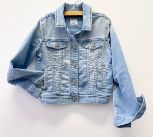 Gap Kids Light Blue Denim Jacket