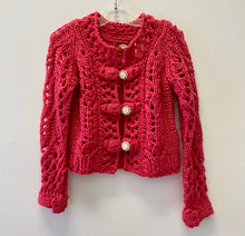Load image into Gallery viewer, Oilily Pink Knit Sweater