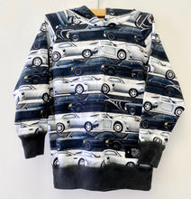 Load image into Gallery viewer, Molo Car Print Hoodie
