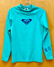 Load image into Gallery viewer, Roxy Aqua Rash Guard