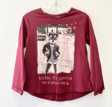 Load image into Gallery viewer, Zara L/S Print T-shirt