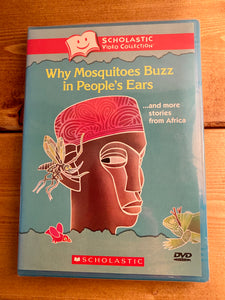 BRAND NEW Why Mosquitoes Buzz in People's Ears DVD