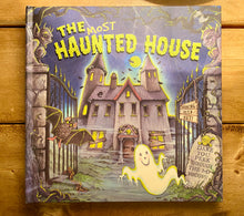 Load image into Gallery viewer, The Most Haunted House POP UP Book
