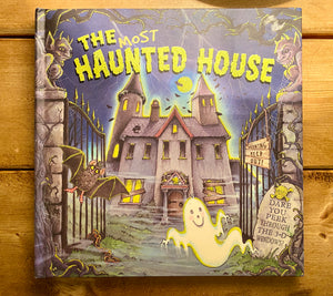 The Most Haunted House POP UP Book