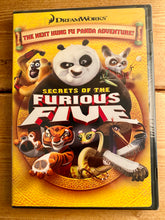 Load image into Gallery viewer, BRAND NEW The Next Kung Fu Panda Adventure DVD