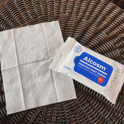 75% Alcohol Wipes - Business Pack