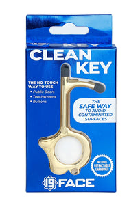 CLEAN KEY Stainless Steele