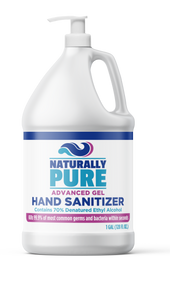 Hand Sanitizer Gel 70% 1GAL