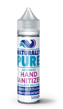 Load image into Gallery viewer, Naturally Pure Sanitizer 80% 100ml