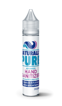 Load image into Gallery viewer, Naturally Pure Sanitizer 80% 60ml