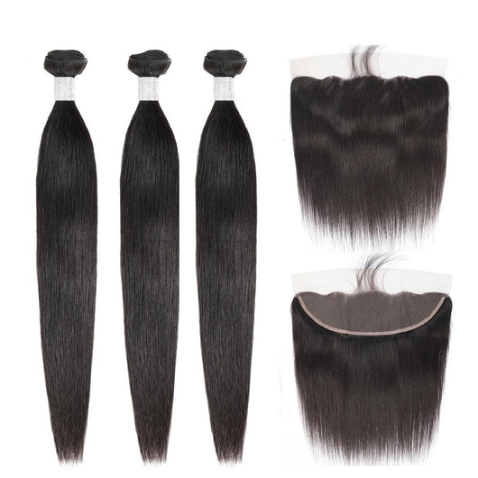 Peruvian Straight Human Hair Bundles