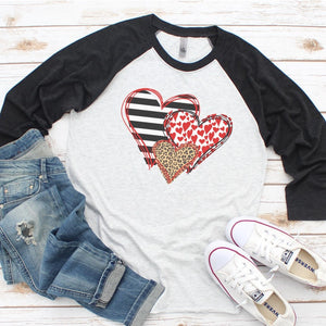Heart Trio Black