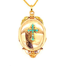 Load image into Gallery viewer, Antique French Locket